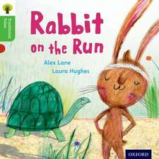 Oxford Reading Tree Traditional Tales: Level 2: Rabbit On the Run