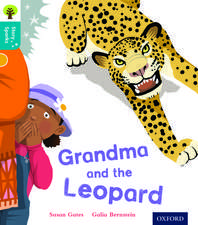 Oxford Reading Tree Story Sparks: Oxford Level  9: Grandma and the Leopard