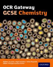 OCR Gateway GCSE Chemistry Student Book