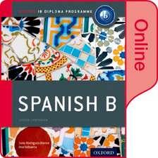 IB Spanish B Online Course Book