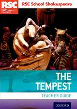 RSC School Shakespeare: The Tempest