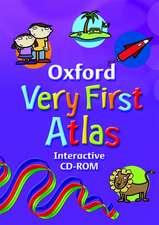 Oxford Very First e-Atlas CD-ROM