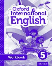 Oxford International Primary English Student Workbook 5