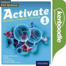 Activate: 11-14 (Key Stage 3): Activate 1 Kerboodle: Lessons, Resources and Assessment