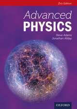 Advanced Physics