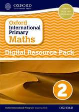 Oxford International Primary Maths: Digital Resource Pack 2