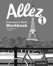 Allez 1 Grammar & Skills Workbook (Pack of 8)