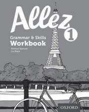 Allez: Grammar & Skills Workbook 1 (8 pack)