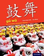 Gu Wu for Secondary Mandarin Chinese: Student Book & CD-ROM