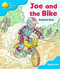 Oxford Reading Tree: Level 3: Sparrows: Joe and the Bike
