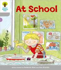 Oxford Reading Tree: Level 1: Wordless Stories A: At School