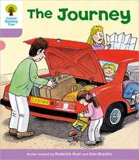 Oxford Reading Tree: Level 1+: More Patterned Stories: Journey