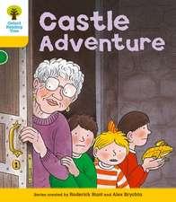 Oxford Reading Tree: Level 5: Stories: Castle Adventure