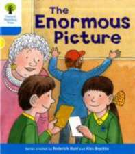 Oxford Reading Tree: Level 3: Decode and Develop: The Enormous Picture