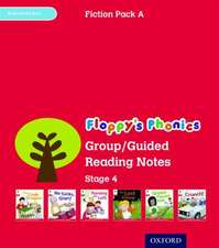 Oxford Reading Tree: Level 4: Floppy's Phonics Fiction: Group/Guided Reading Notes