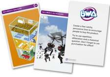 Big Writing Adventures: Year 4/Primary 5: Group Challenge Cards