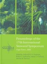 Proceedings of the 17th International Seaweed Symposium