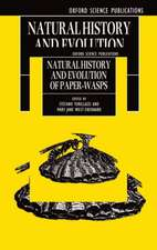 Natural History and Evolution of Paper-Wasps