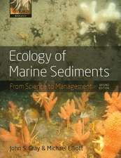 Ecology of Marine Sediments: From Science to Management