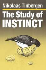 The Study of Instinct: with a new Preface