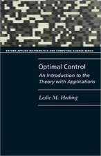 Optimal Control: An Introduction to the Theory with Applications