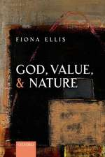 God, Value, and Nature