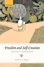 Freedom and Self-Creation: Anselmian Libertarianism