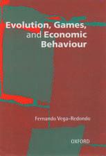 Evolution, Games, and Economic Behaviour