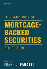 The Handbook of Mortgage-Backed Securities, 7th Edition