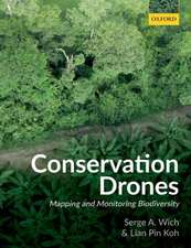 Conservation Drones: Mapping and Monitoring Biodiversity