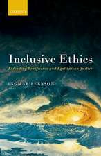 Inclusive Ethics: Extending Beneficence and Egalitarian Justice