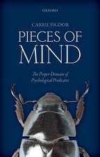 Pieces of Mind: The Proper Domain of Psychological Predicates