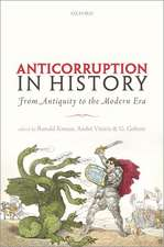 Anticorruption in History: From Antiquity to the Modern Era