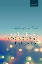 Antitrust Procedural Fairness