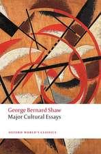 Major Cultural Essays