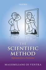 The Scientific Method: Reflections from a Practitioner