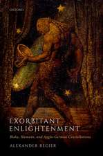 Exorbitant Enlightenment: Blake, Hamann, and Anglo-German Constellations
