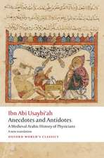 Anecdotes and Antidotes: A Medieval Arabic History of Physicians