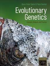 Evolutionary Genetics: Concepts, Analysis, and Practice