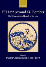 EU Law Beyond EU Borders
