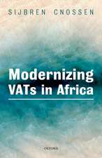 Modernizing VATs in Africa