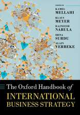 The Oxford Handbook of International Business Strategy