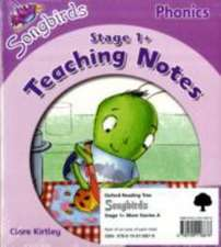 Oxford Reading Tree: Level 1+: More Songbirds Phonics: Pack (6 books, 1 of each title)