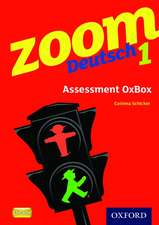 Zoom Deutsch 1 Assessment OxBox CD-ROM