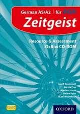 Zeitgeist: Für AQA Resource & Assessment OxBox CD-Rom