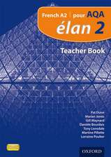 Élan: 2: Pour AQA Teacher Book