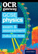 OCR Gateway GCSE Physics Exam Preparation and Assessment OxBox CD-ROM