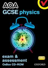 AQA GCSE Physics Exam Preparation and Assessment OxBox CD-ROM