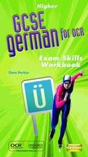 OCR GCSE German Higher Exam Skills Workbook Pack (6 pack)