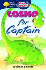 Oxford Reading Tree: All Stars: Pack 1: Cosmo for Captain